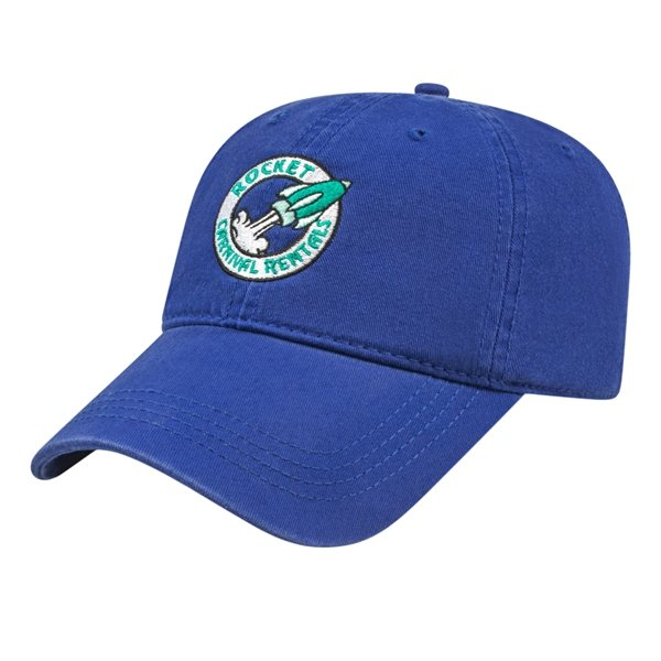 Promotional Low Profile 6 Panel Relaxed Golf Cap