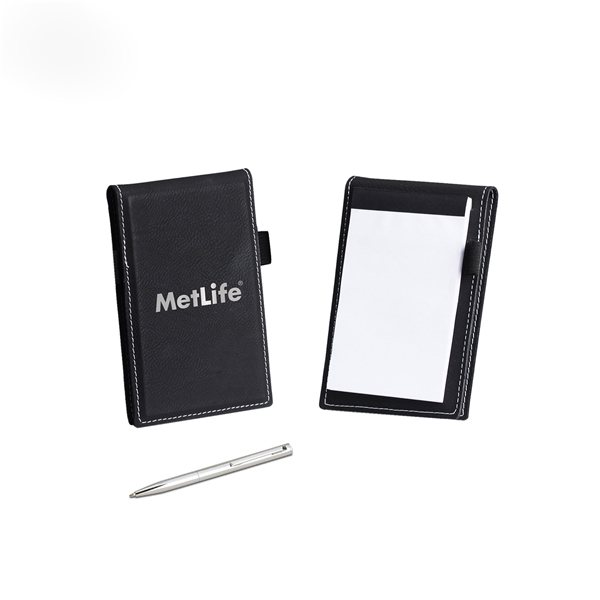 Promotional IMC Pocket Notepad with Pen