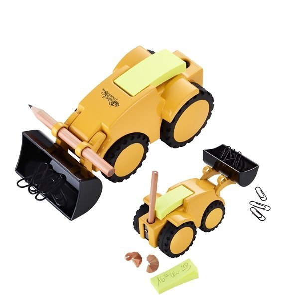 Promotional Troika Multi Function Digger Paperweight
