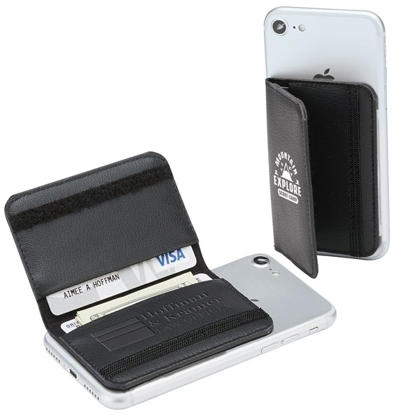 Promotional Cell Mate EXEC Wallet - Bifold Booklet