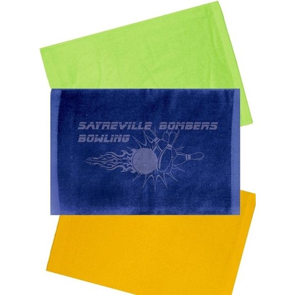 Promotional TURKISH SIGNATURE SPORT HAND TOWEL