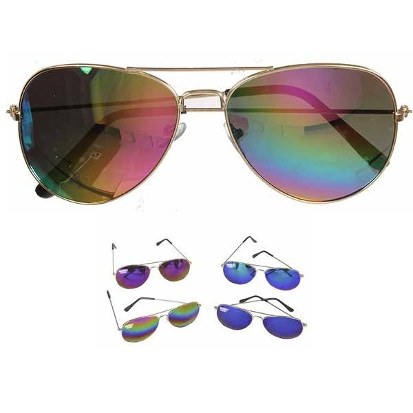 Promotional Rainbow Aviators