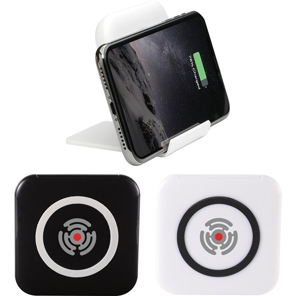 Promotional Catena Wireless Charging Phone Stand