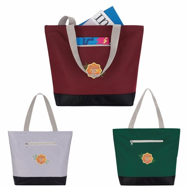 Promotional Front Pocket Tote