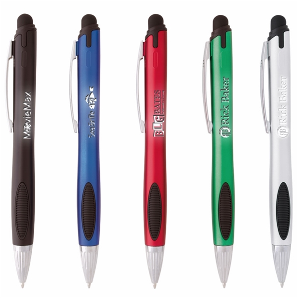 Promotional LED Twist Action Pen