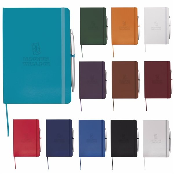 Promotional Prime Journal with Soca Pen
