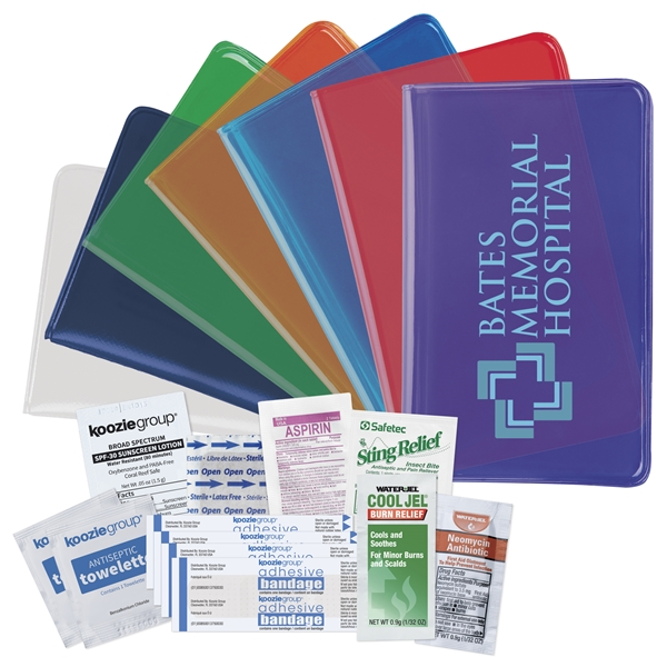 Promotional Outdoor First Aid Kit