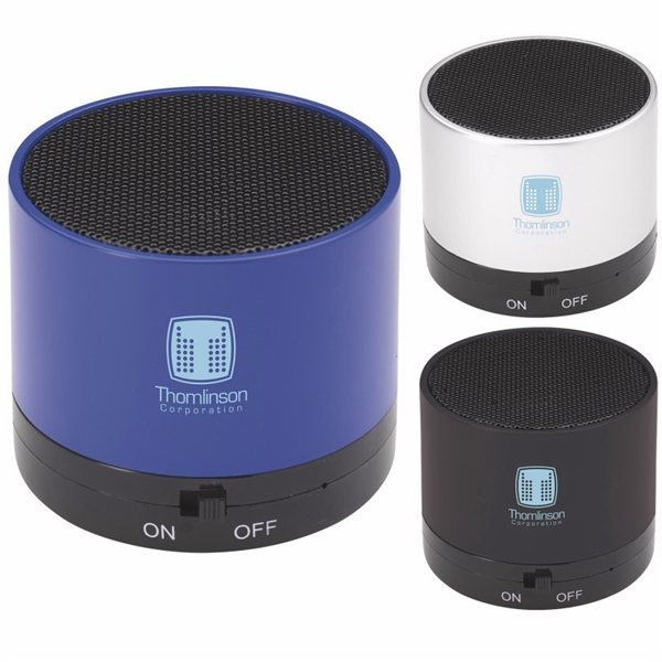 Promotional Let the Beat Rock Bluetooth(R) Speaker