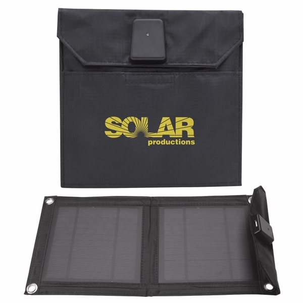 Promotional 5W Foldable Solar Charger