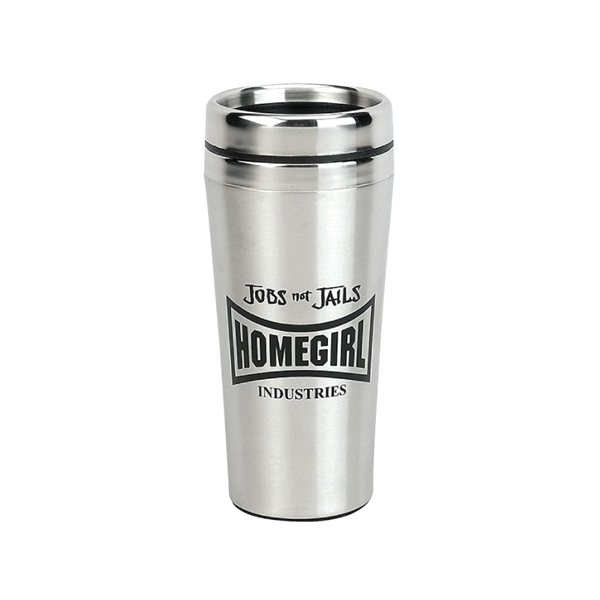Promotional Merval 16 oz Stainless Steel Tumbler