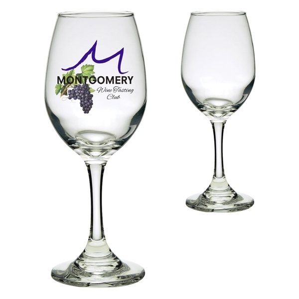Promotional 10 oz Wine Glass Made in the USA