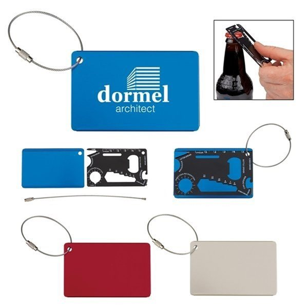 Promotional 10- In -1 Tool Card