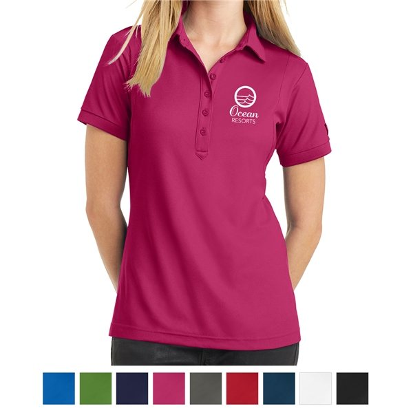 Promotional OGIO(R) - 100 Poly Pique Jewel Polo