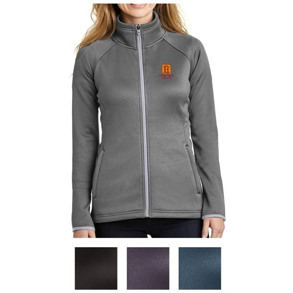 Promotional The North Face(R) Ladies Canyon Flats Stretch Fleece Jacket