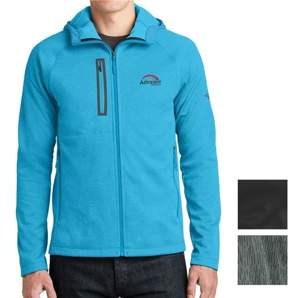 Promotional The North Face(R) Canyon Flats Fleece Hooded Jacket