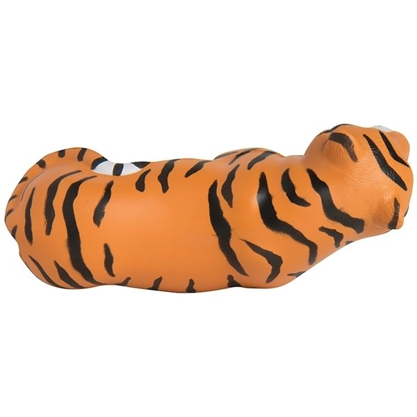 Promotional Jungle Tiger Squeezies Stress Reliever