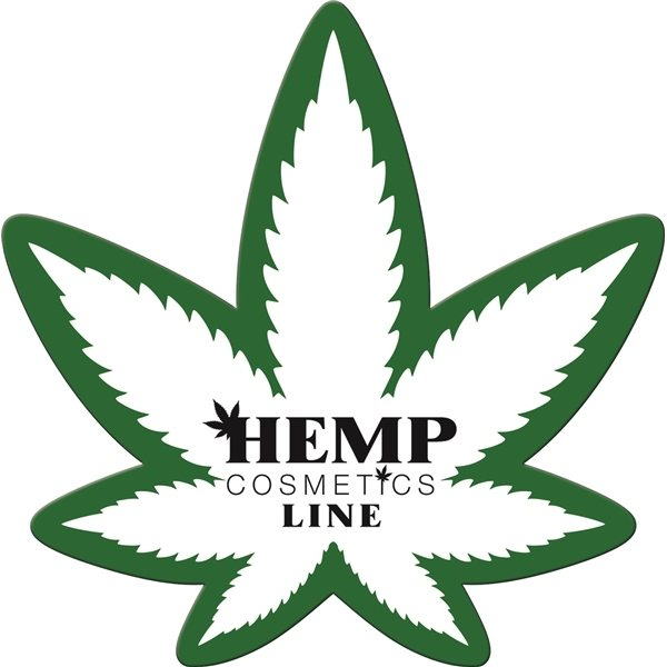 Promotional Cannabis Window Sign