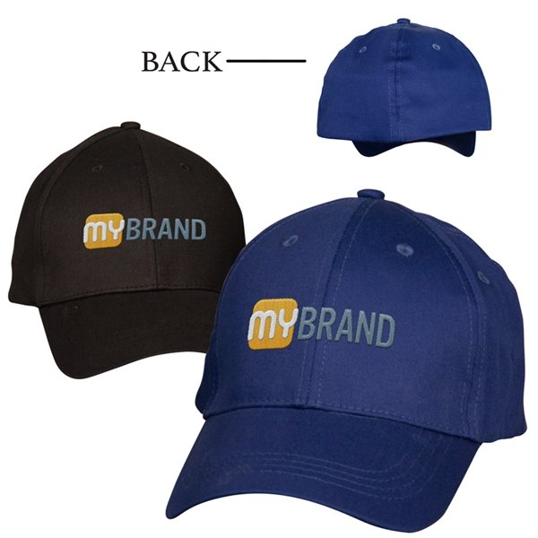 Promotional Structured Stretch Fitted Cap