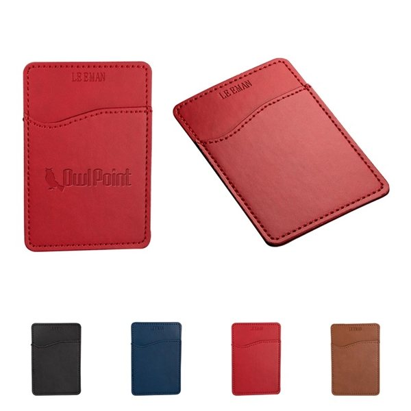 Promotional Tuscany(TM) RFID Mobile Device Pocket