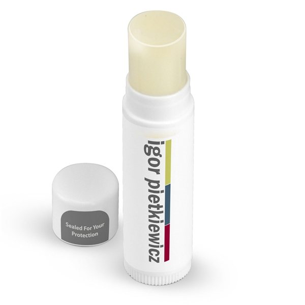 Promotional Natural Beeswax SPF15 Lip Balm