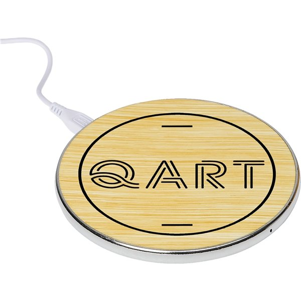 Promotional Rustic Wireless Charging Pad