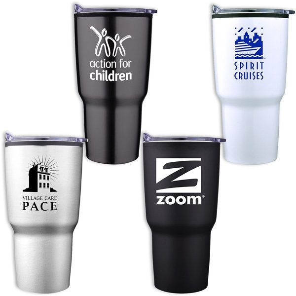 Promotional 30 oz Econo Stainless Tumbler
