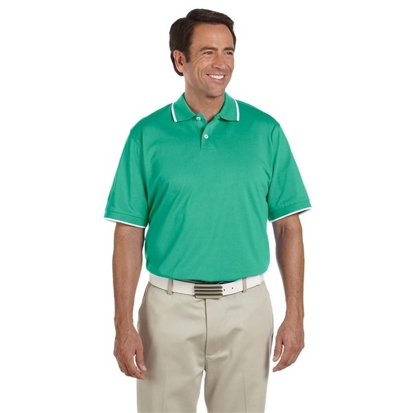Promotional adidas Golf Mens ClimaLite(R) Tour Jersey Short - Sleeve Polo