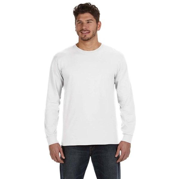 Promotional Anvil Adult Midweight Long - Sleeve T - Shirt