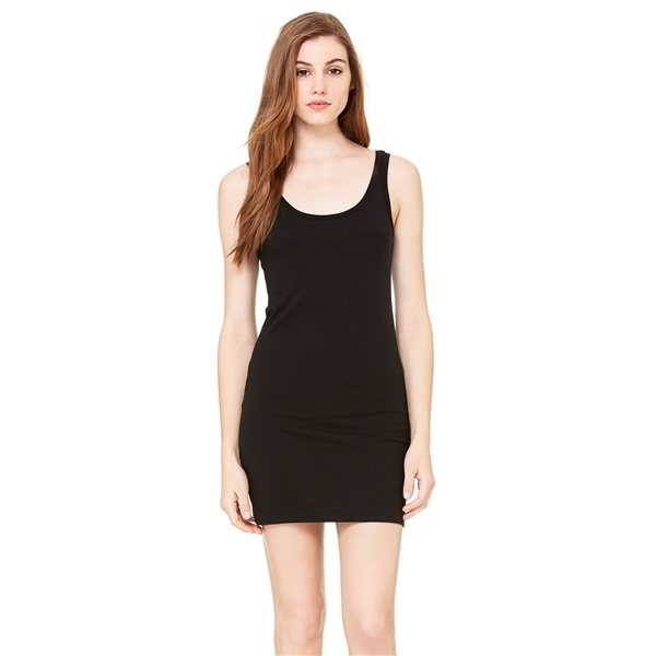 Promotional Bella + Canvas Ladies Jersey Tank Dress - 6012