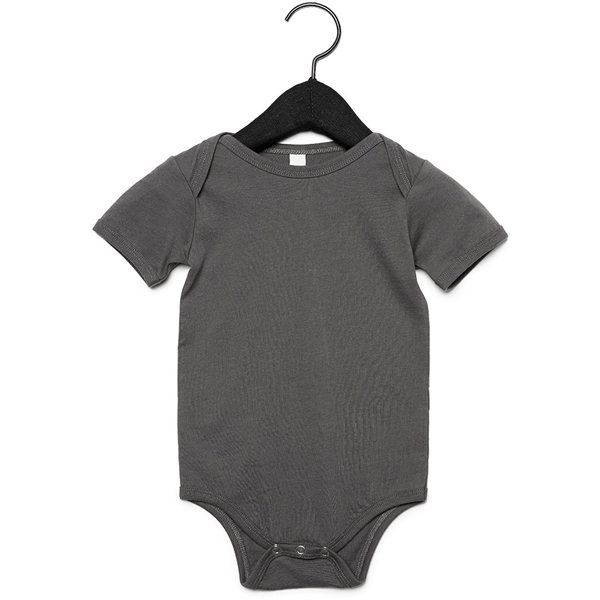 Promotional Bella + Canvas Infant Jersey Short - Sleeve One - Piece - 100b