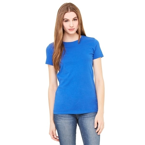 Promotional Bella + Canvas Ladies Made in the USA Favorite T - Shirt