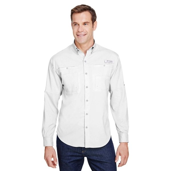Promotional Columbia Mens Tamiami(TM) II Long - Sleeve Shirt