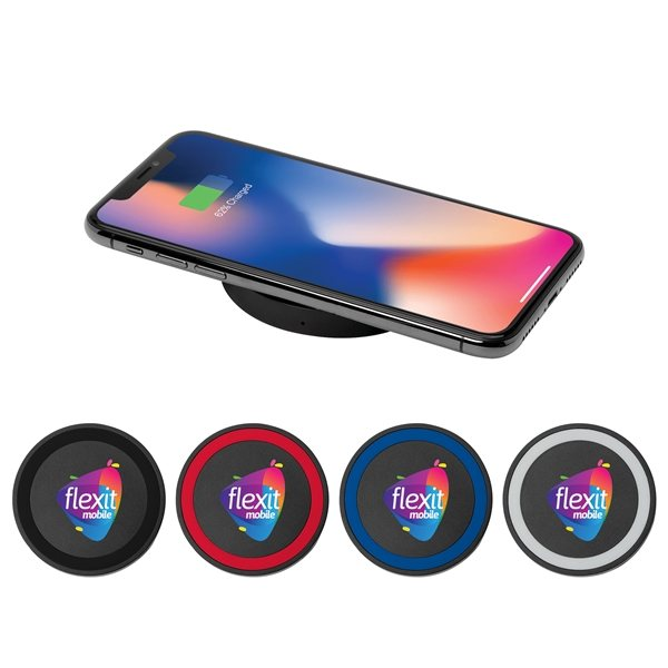 Promotional Sphere Wireless Charging Pad