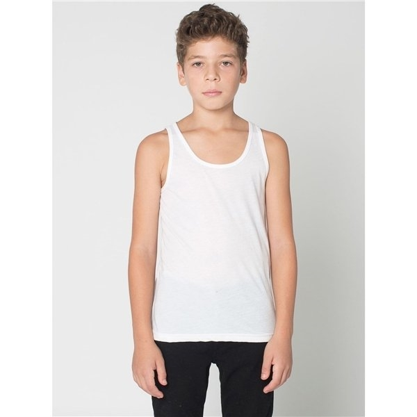Promotional American Apparel Youth Poly - Cotton Tank