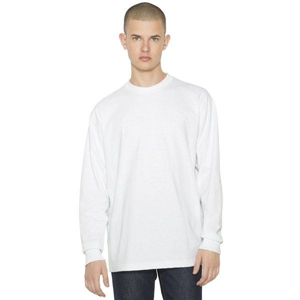 Promotional American Apparel Unisex Heavy Jersey Long - Sleeve Box T - Shirt