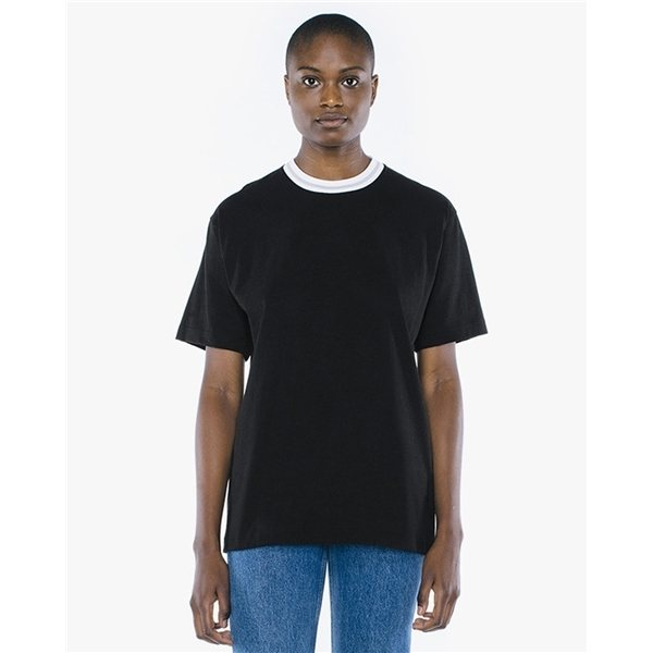 Promotional American Apparel Unisex Heavy Jersey Athletic Box T - Shirt