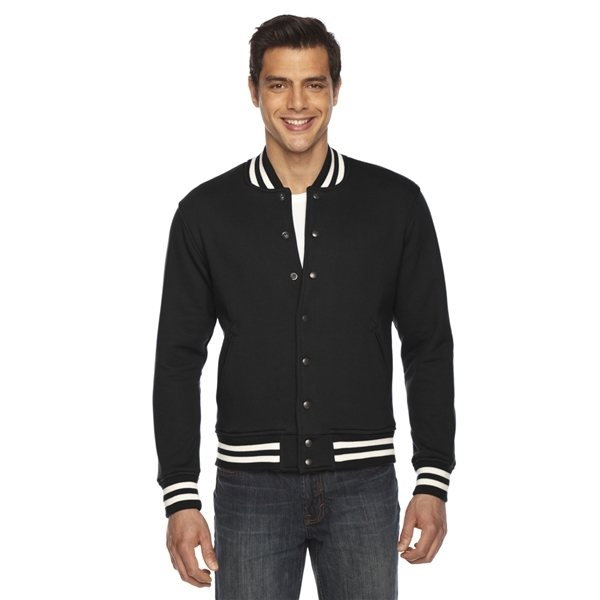 Promotional American Apparel Unisex Heavy Terry Classic Club Jacket