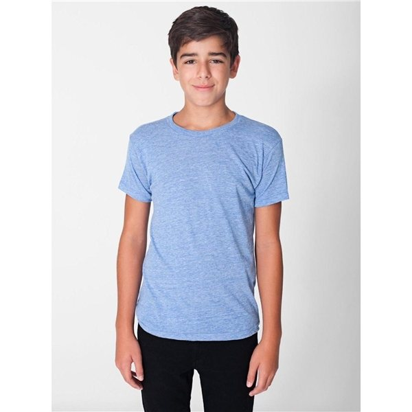 Promotional American Apparel Youth Triblend Short - Sleeve T - Shirt