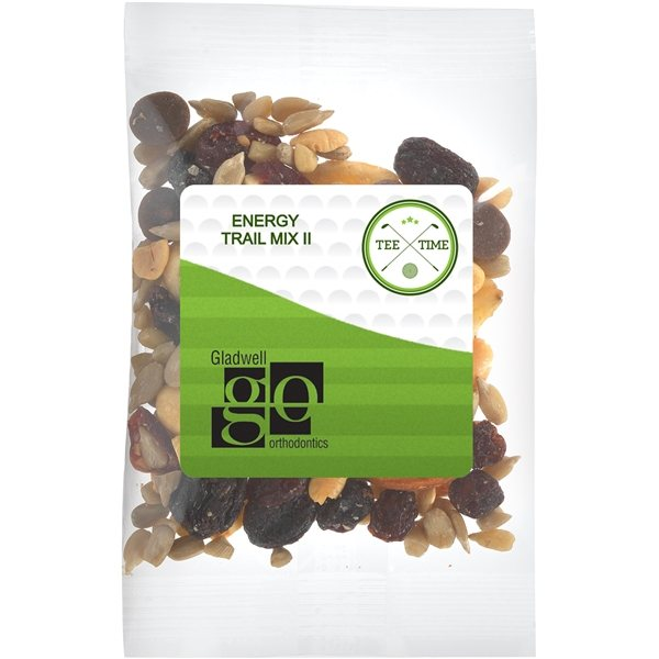 Promotional 1 oz Snack Bag - Trail Mix