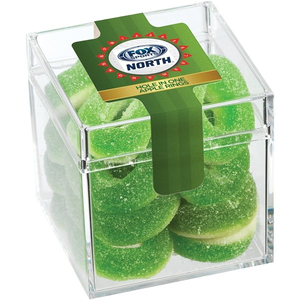 Promotional Birdie Snack Collection - Hole In 1 Apple Gummies