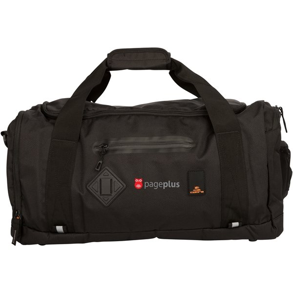 Promotional Black Cobra Duffle Bag Mesh