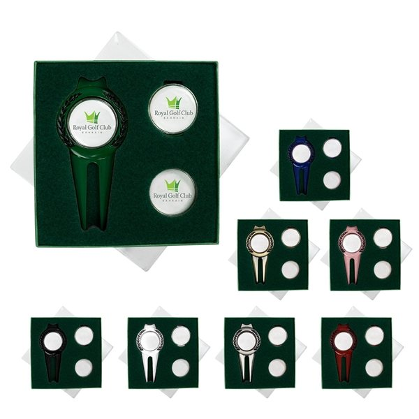 Promotional Gift Set with Hat Clip