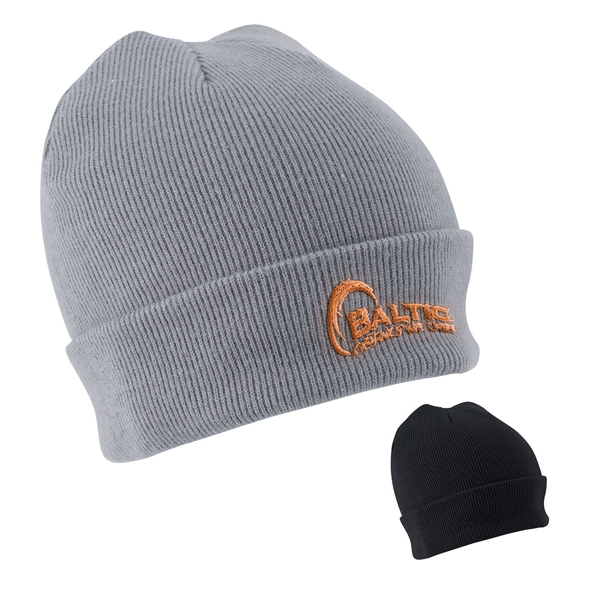Promotional Pukka Cuffed Knit Hat