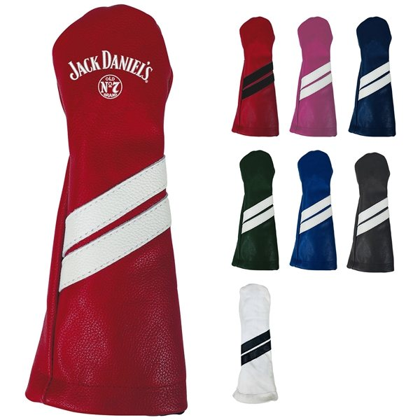 Promotional Sunfish Leather Hybrid Head Cover