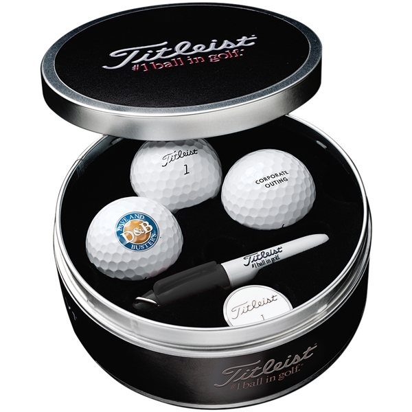 Promotional Titleist(R) Pro V1(R) Tin