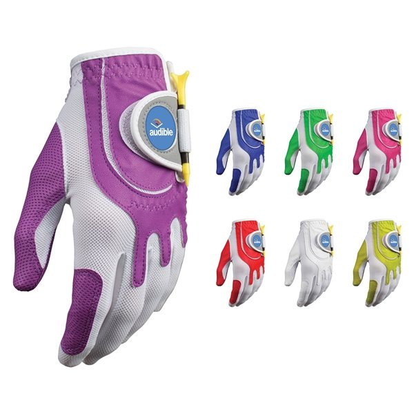 Promotional Zero Friction Womens Golf Glove