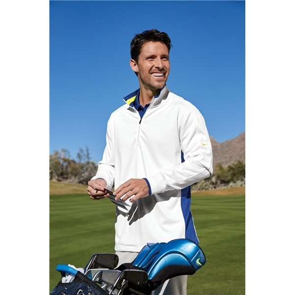 Promotional Nike Dri - FIT 1/2- Zip Cover - Up