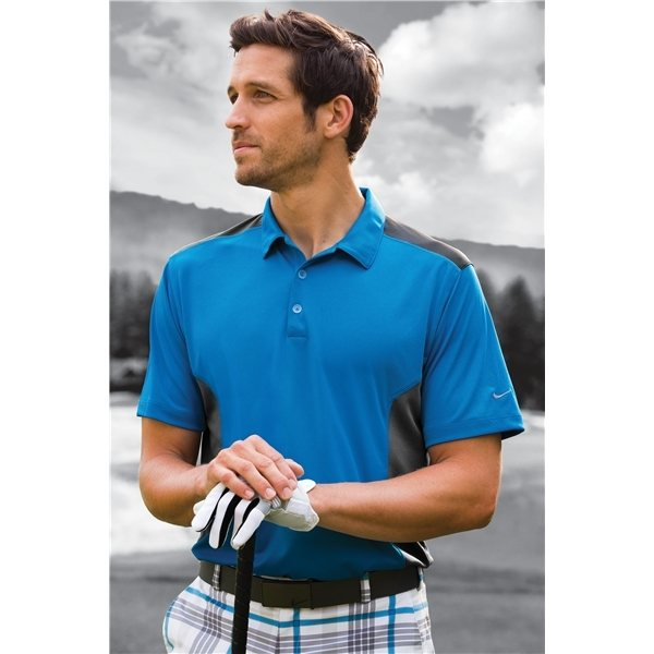 Promotional Nike Dri - FIT Engineered Mesh Polo