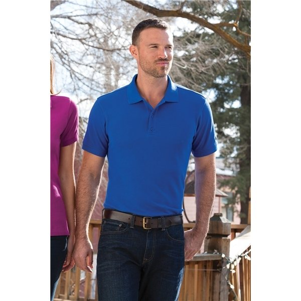 Promotional Eddie Bauer(R) Cotton Pique Polo