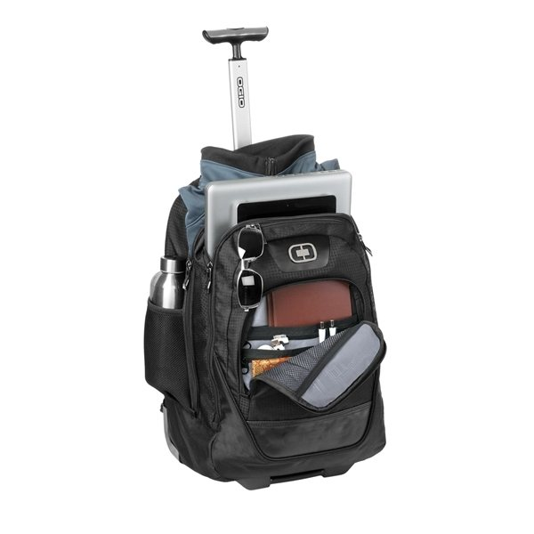 Promotional Carry - on size OGIO Wheelie Pack